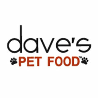 Dave's Pet Food Logo