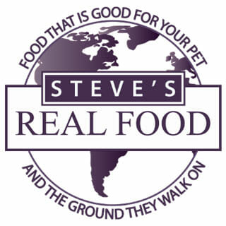 Steve's Real Pet Food Logo