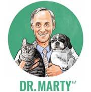 Dr. Marty Pet Food Logo
